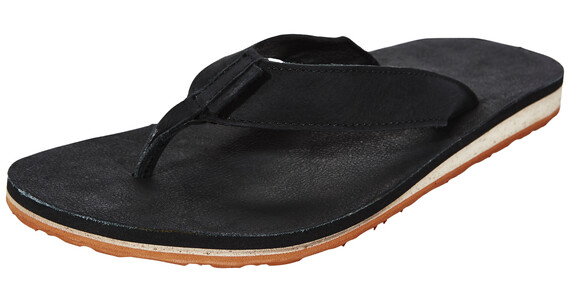 Teva Classic Flip Premium Sandals Men Black